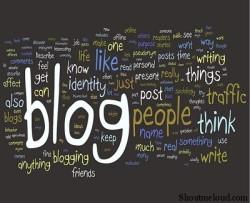 Community Awareness Through Blogging