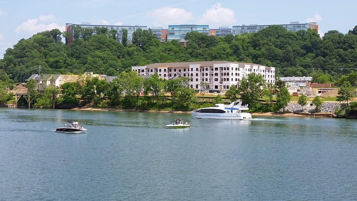 A Tennessee River Cruise In Chattanooga