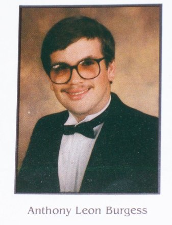 My senior picture from Red Bank High School, class of 1988.