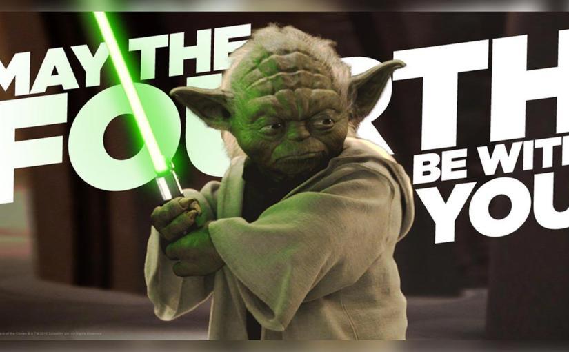 Happy Star WarsDay