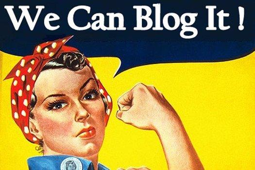 My Appreciation Of Women Who Blog