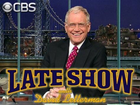 David Letterman logo