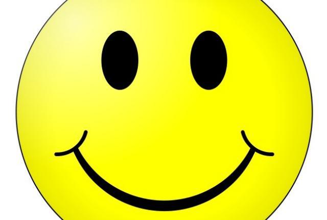 It's OK To Get Happy