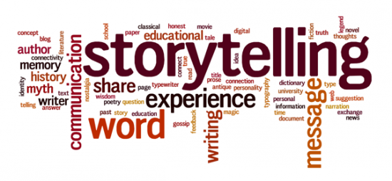 Rambling About Story Telling From My Point OfView