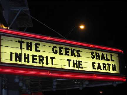 Today Is Geek Pride Day