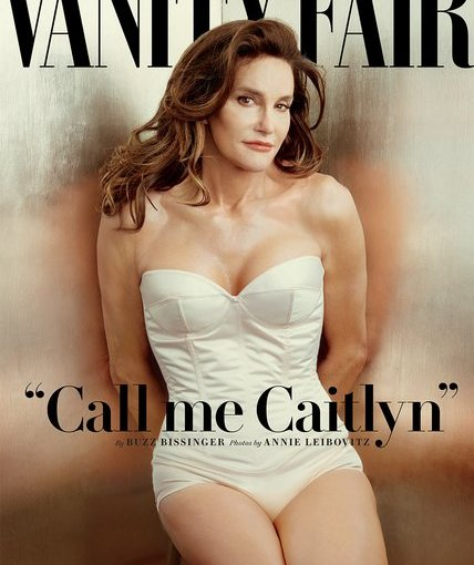 Caitlyn Jenner's <i>Vanity Fair</i> Cover Makes Her an InstantIcon