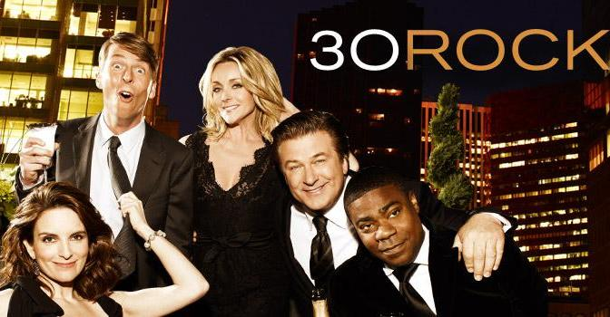 30 Rock: Late To Another Party