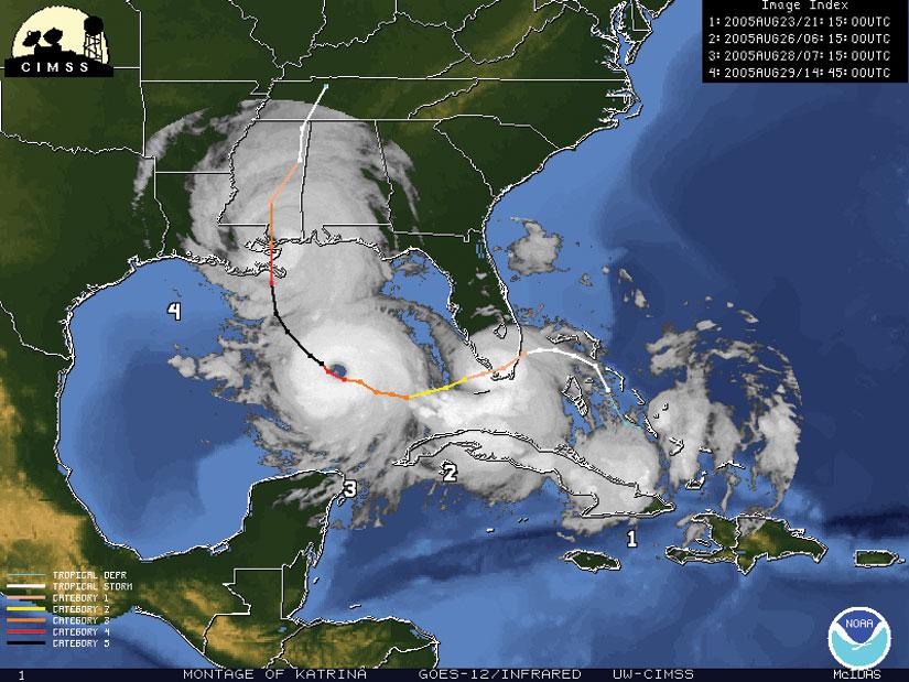 Hurricane Katrina – 10 YearsAgo