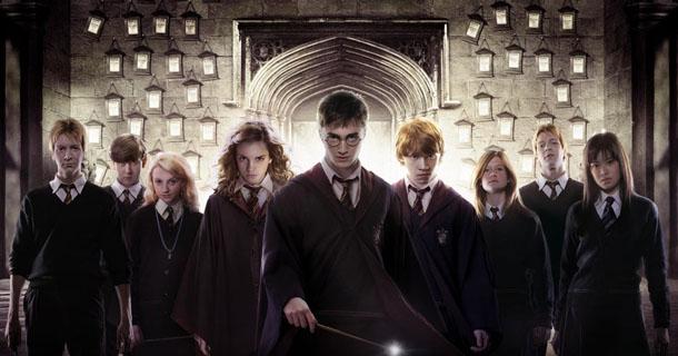 Our Month Long Harry Potter FilmFest