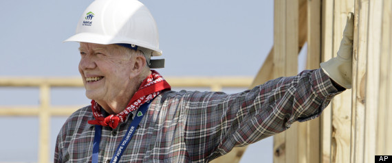 A Word About Former US President JimmyCarter