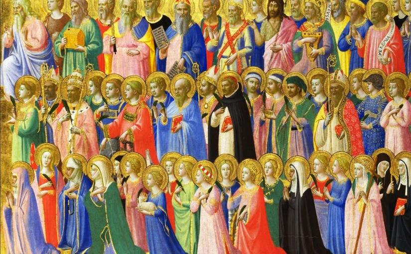 All Saints' Day – All Saints'Sunday