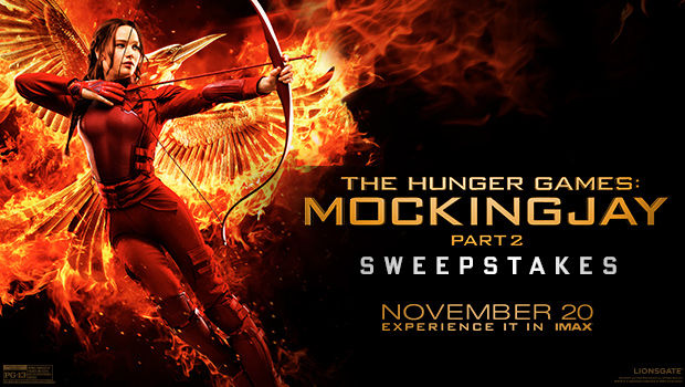 The Hunger Games: Mockingjay – Part2