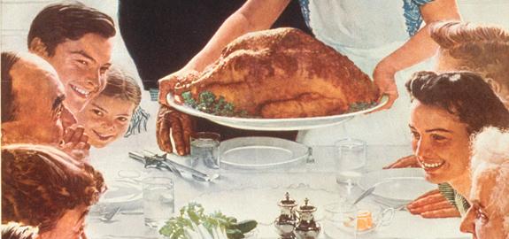 Happy Thanksgiving Eve