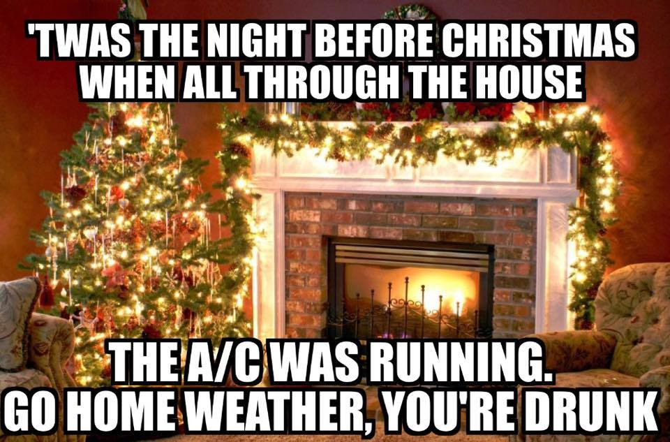 Memes About The Weather And Running The Air Conditioning