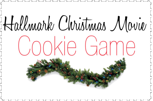 Hallmark Christmas Movie Cookie Game