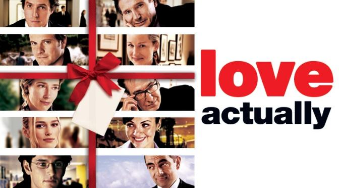 Love Actually, Modern Love @ Christmas Time
