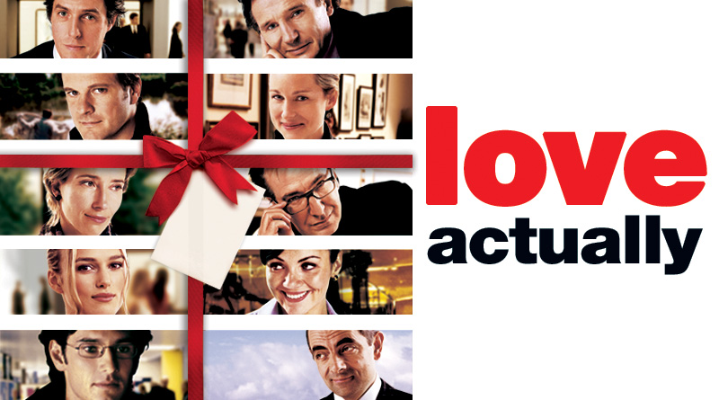 Love Actually, Modern Love @ ChristmasTime
