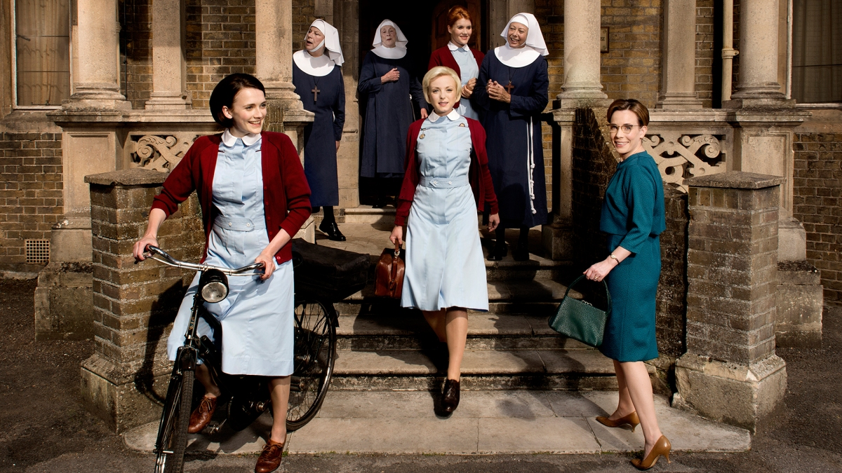 Call The Midwife ChristmasSpecial