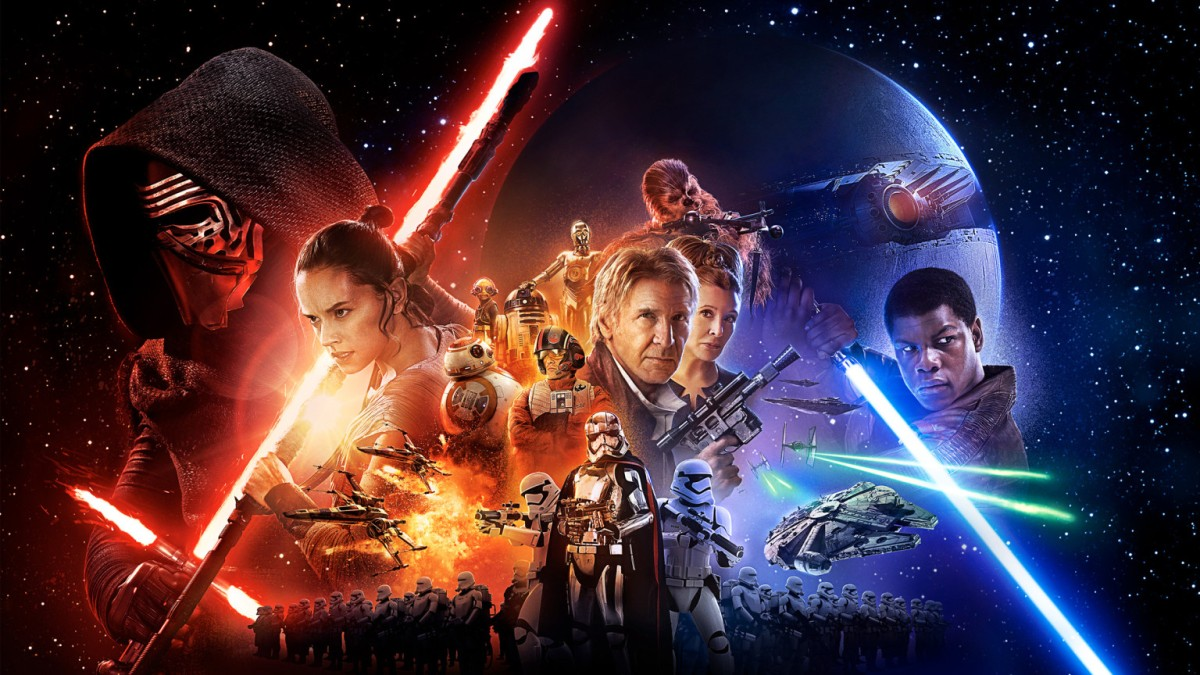 The Force Awakens Indeed, Star Wars Is New And Familiar