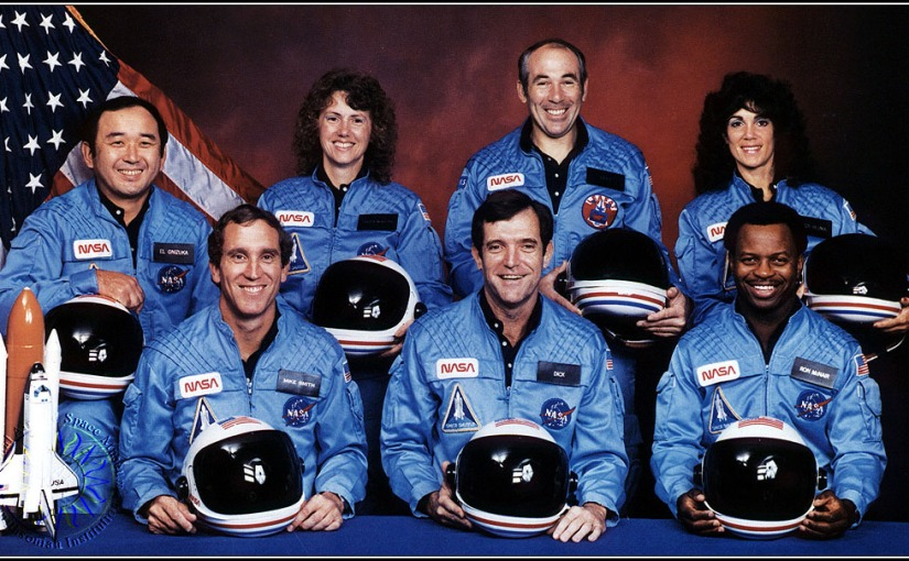 Remembering The Space Shuttle Challenger Crew 30 Years On