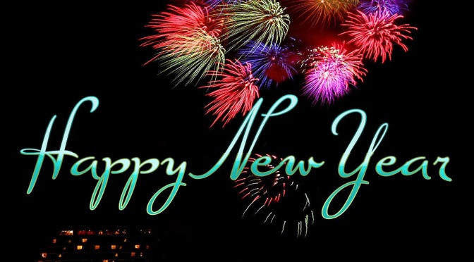 Happy New Year 2016 My Friends!