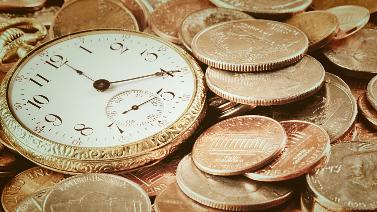 Rambling About Time and Money