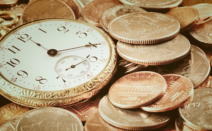 Rambling About Time andMoney