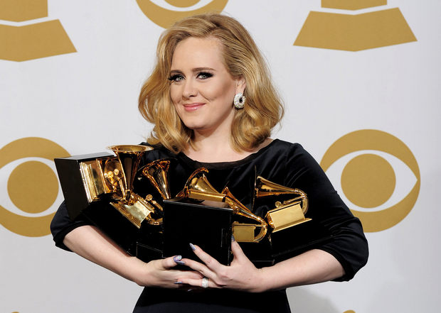 The 58th Grammy Awards…Full OfMoments