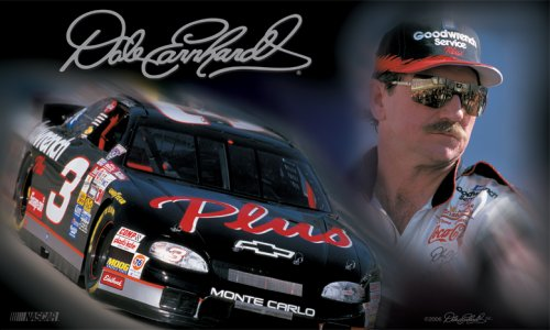 Remembering Dale Earnhardt – The Intimidator