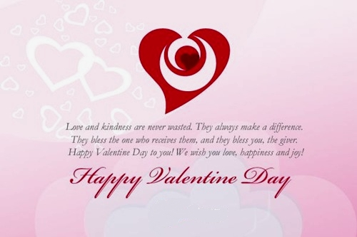Love For All On Valentine's Day
