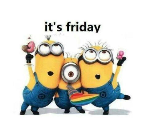Today Is My Friday! | The Tony Burgess Blog