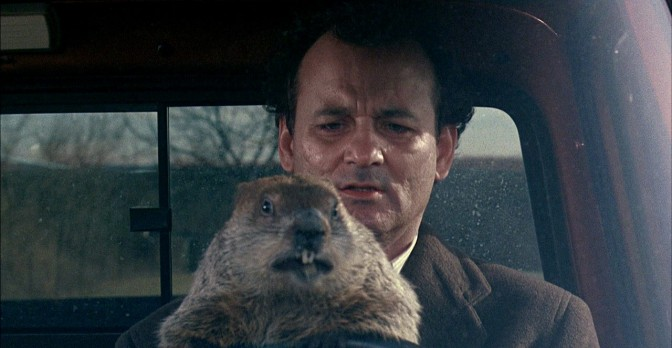 Tuesday, February 2nd, 2016 – Groundhog Day