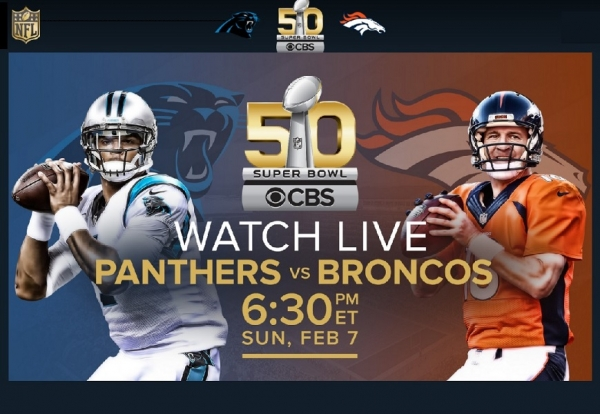 NFL Live – 2016 Super Bowl 50, Watch Online For Free, Live Stream – NFL.com