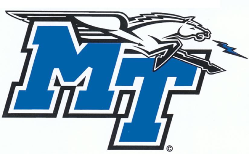 March Madness: MTSU upsets Michigan State! #marchmadness#mtsu