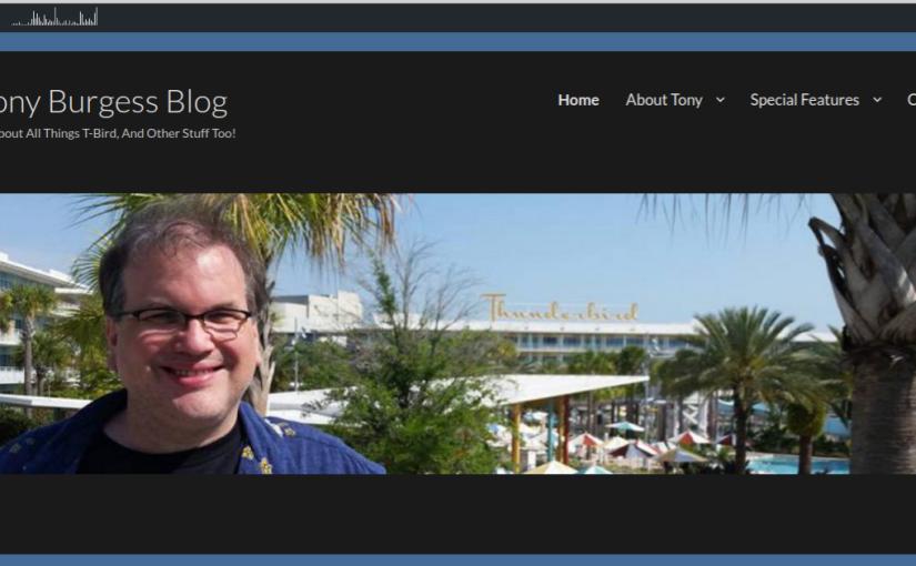 Another Theme Change – WordPress Twenty-Sixteen Is LookingGood