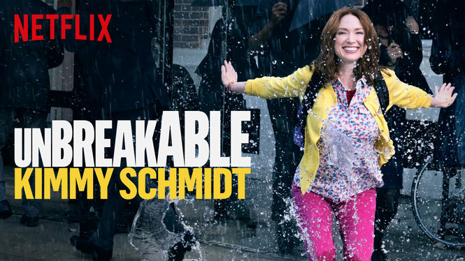 Netflix and Chill Out To Kimmy Schmidt