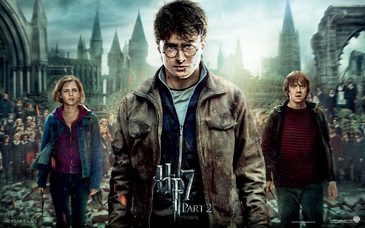 Harry Potter and The Memorial Day Weekend Movie Marathon