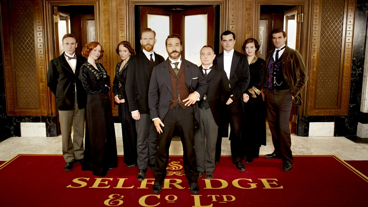 Farewell Mr. Selfridge Tonight on @MasterpiecePBS #SelfridgePBS