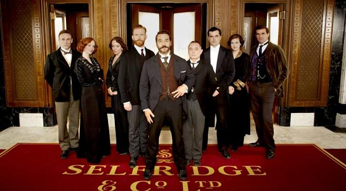 Farewell Mr. Selfridge Tonight on @MasterpiecePBS #SelfridgePBS