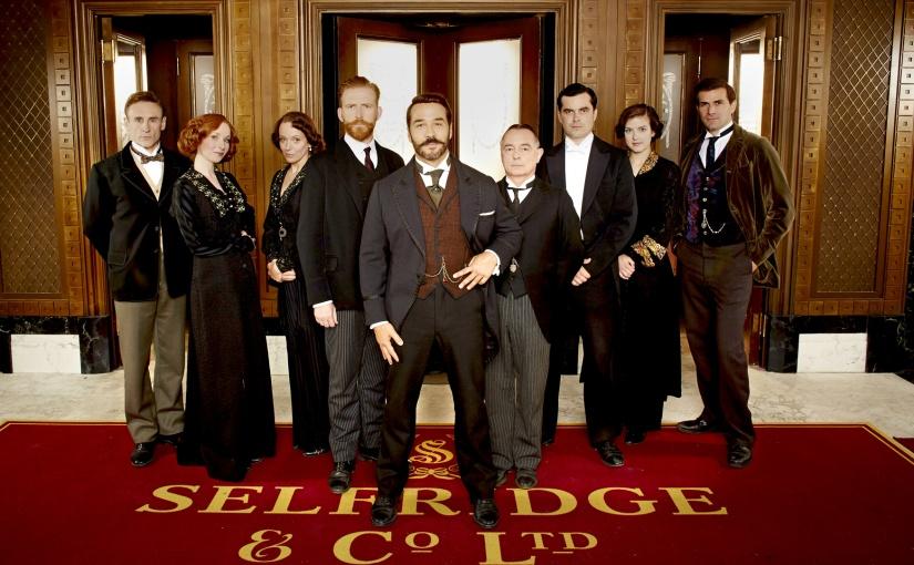 Farewell Mr. Selfridge Tonight on @MasterpiecePBS#SelfridgePBS