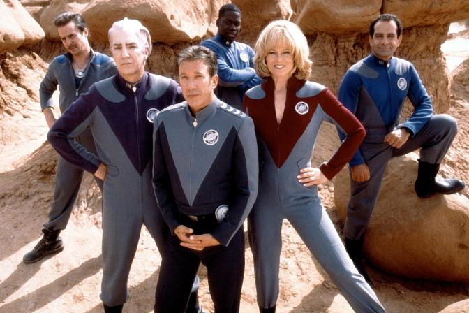 Galaxy Quest – Never Give Up, Never Surrender