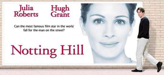 Friday Night Movie – Notting Hill – A Super Rom Com
