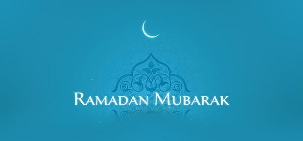 Happy Ramadan Mubarak To My Muslim Friends and Fellow