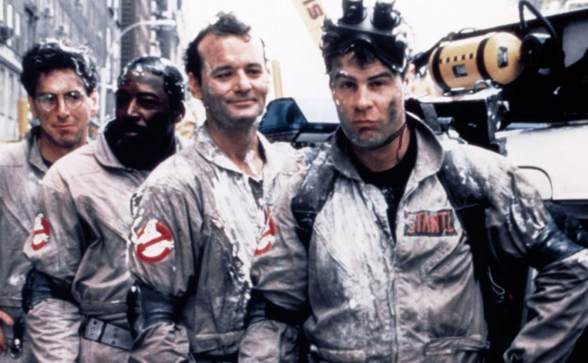 Ghostbusters, The Classic 1984 Version #ghostbusters