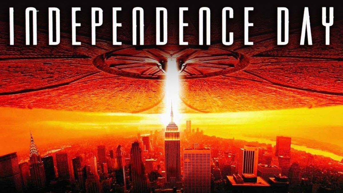Independence Day, A Family Holiday Tradition #independenceday #id4 #movies