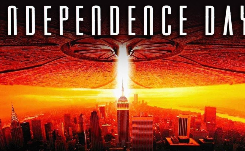 Independence Day, A Family Holiday Tradition #independenceday #id4#movies