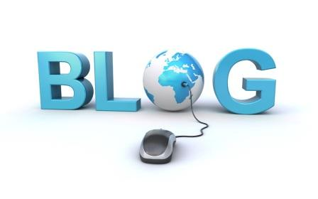 Blogging In Time And Space