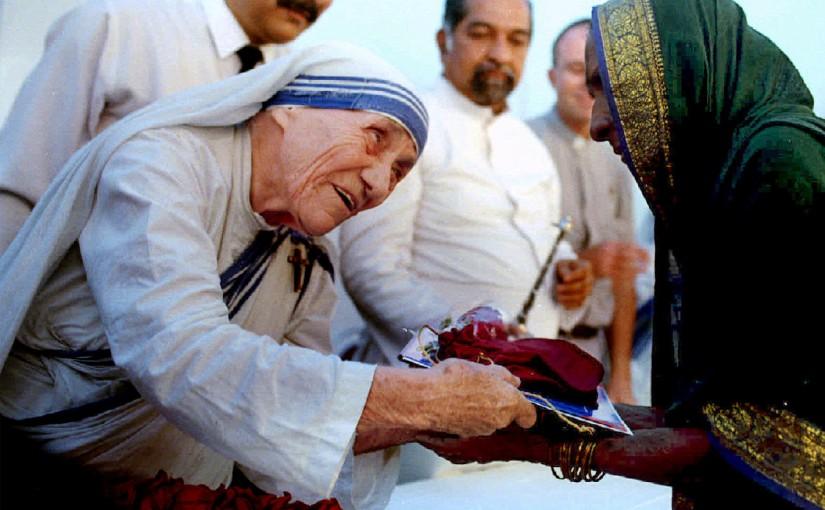 Honoring Saint (Mother) Teresa ofCalcutta