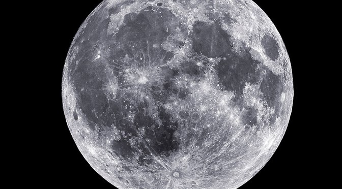 Something About The Moon