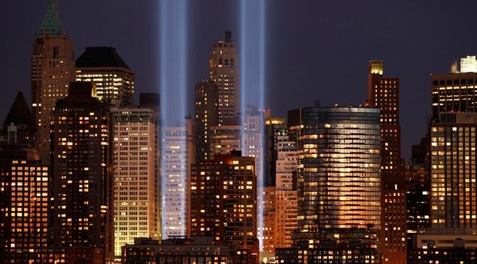Remembering September 11, 2001 #911